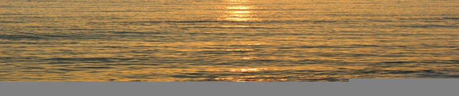 saulriets pludmalē